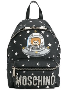 MOSCHINO ASTRONAUT BEAR BACKPACK