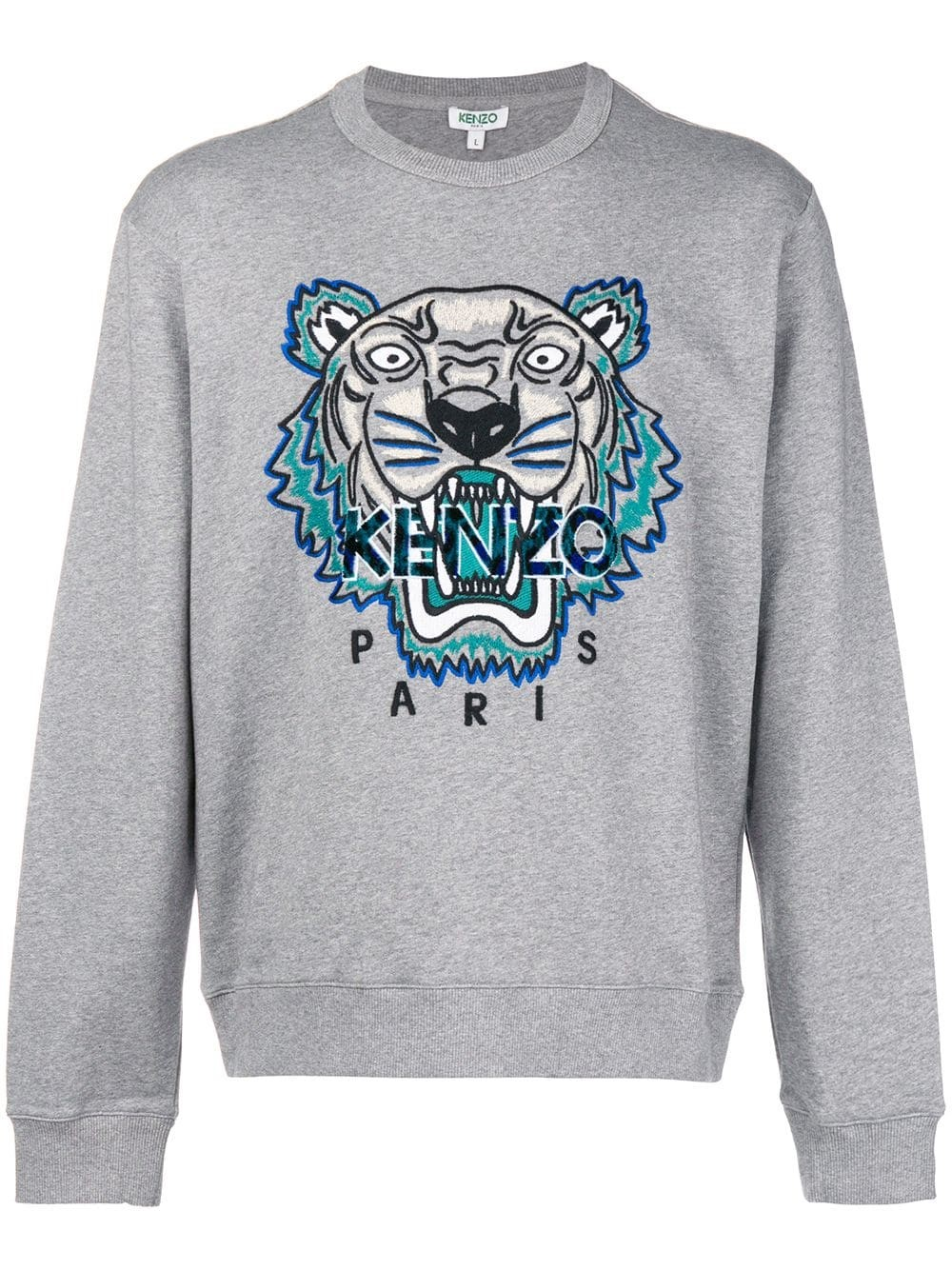 d07318a211c kenzo TIGER SWEATSHIRT available on montiboutique.com - 25541