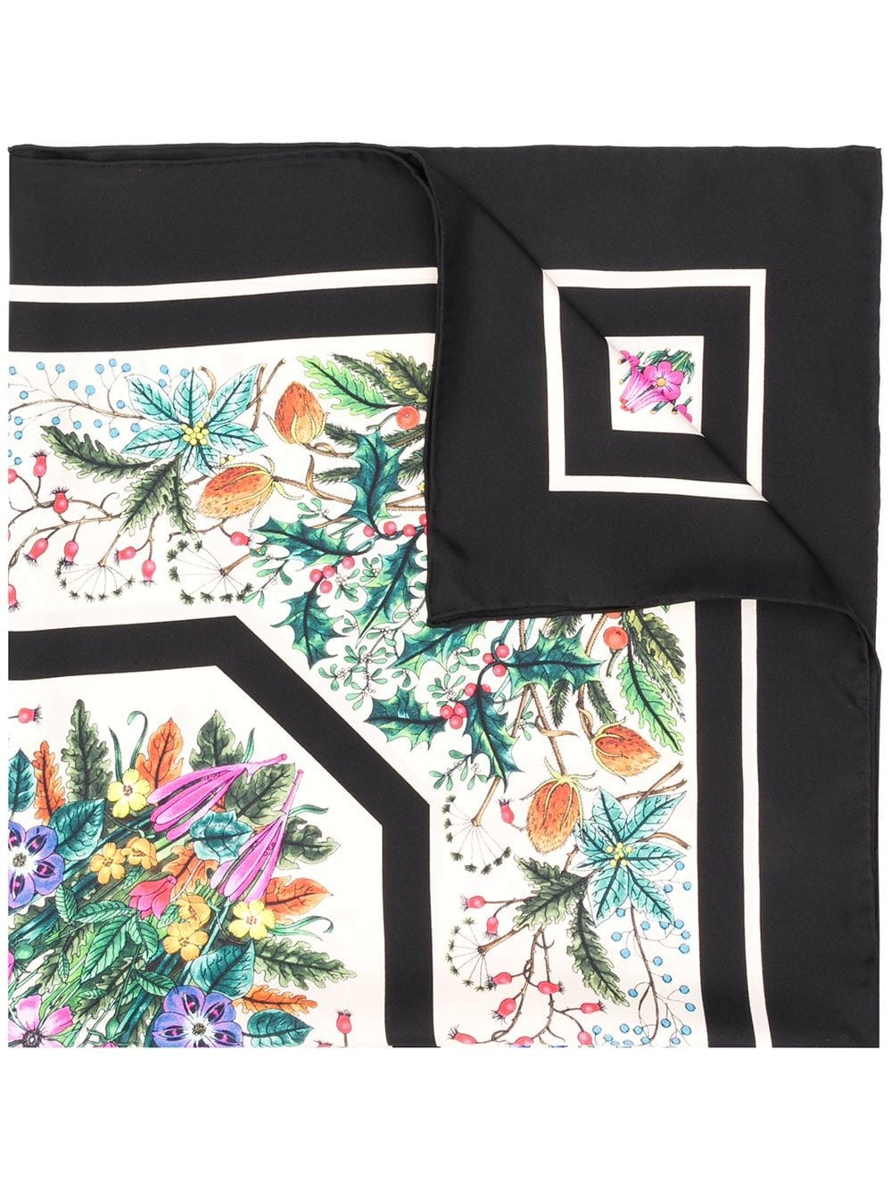 a45c1094225149 gucci FLORAL PRINT SCARF available on montiboutique.com - 25553