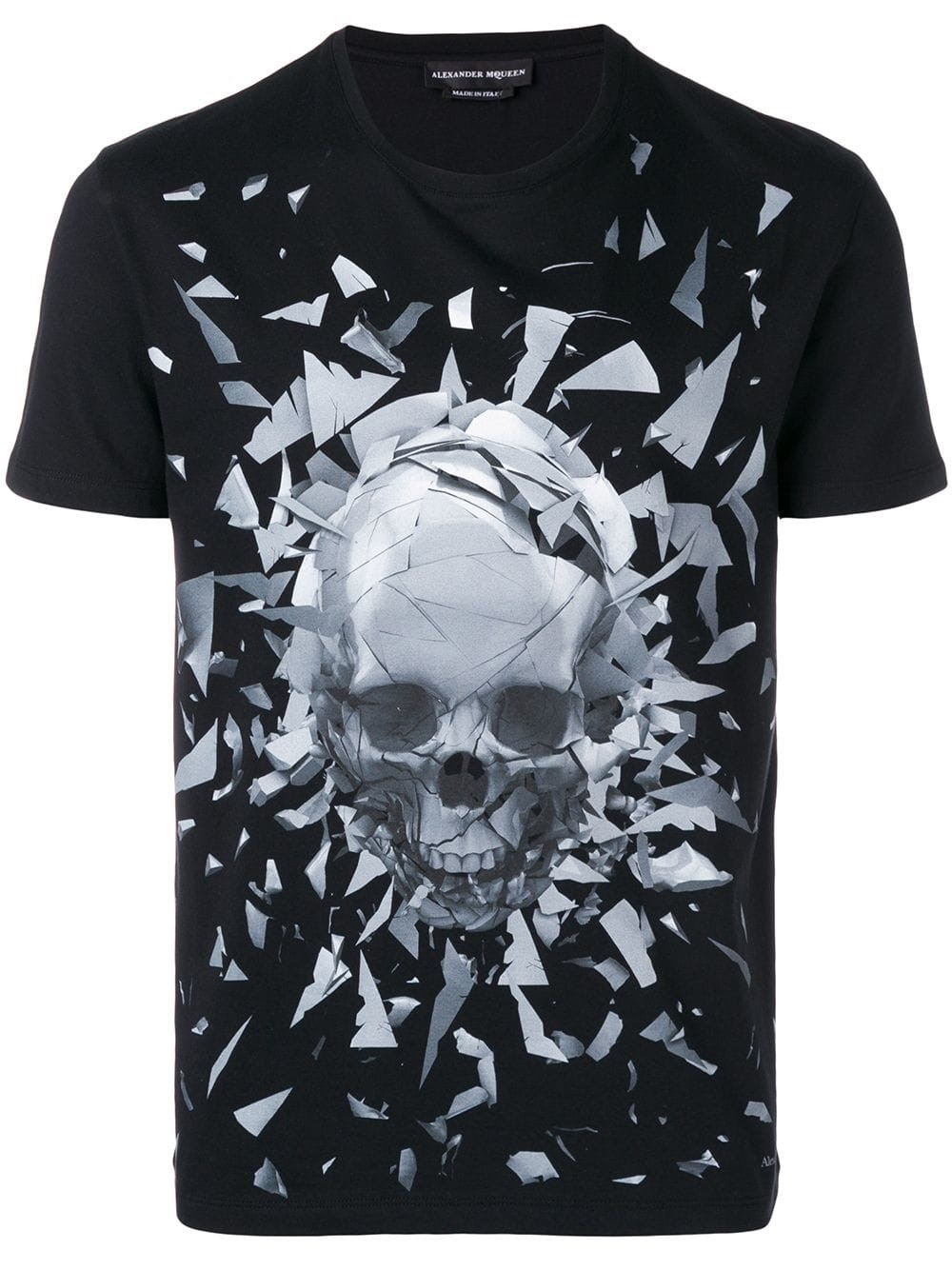 ca7d6a79 alexander mcqueen SKULL T-SHIRT available on montiboutique.com - 25711