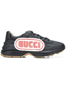 GUCCI LOGO SNEAKERS