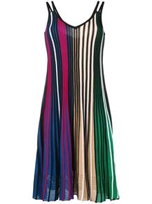 KENZO MULTICOLOR DRESS