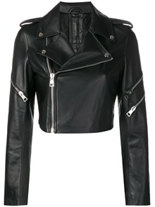MANOKHI BIKER JACKET