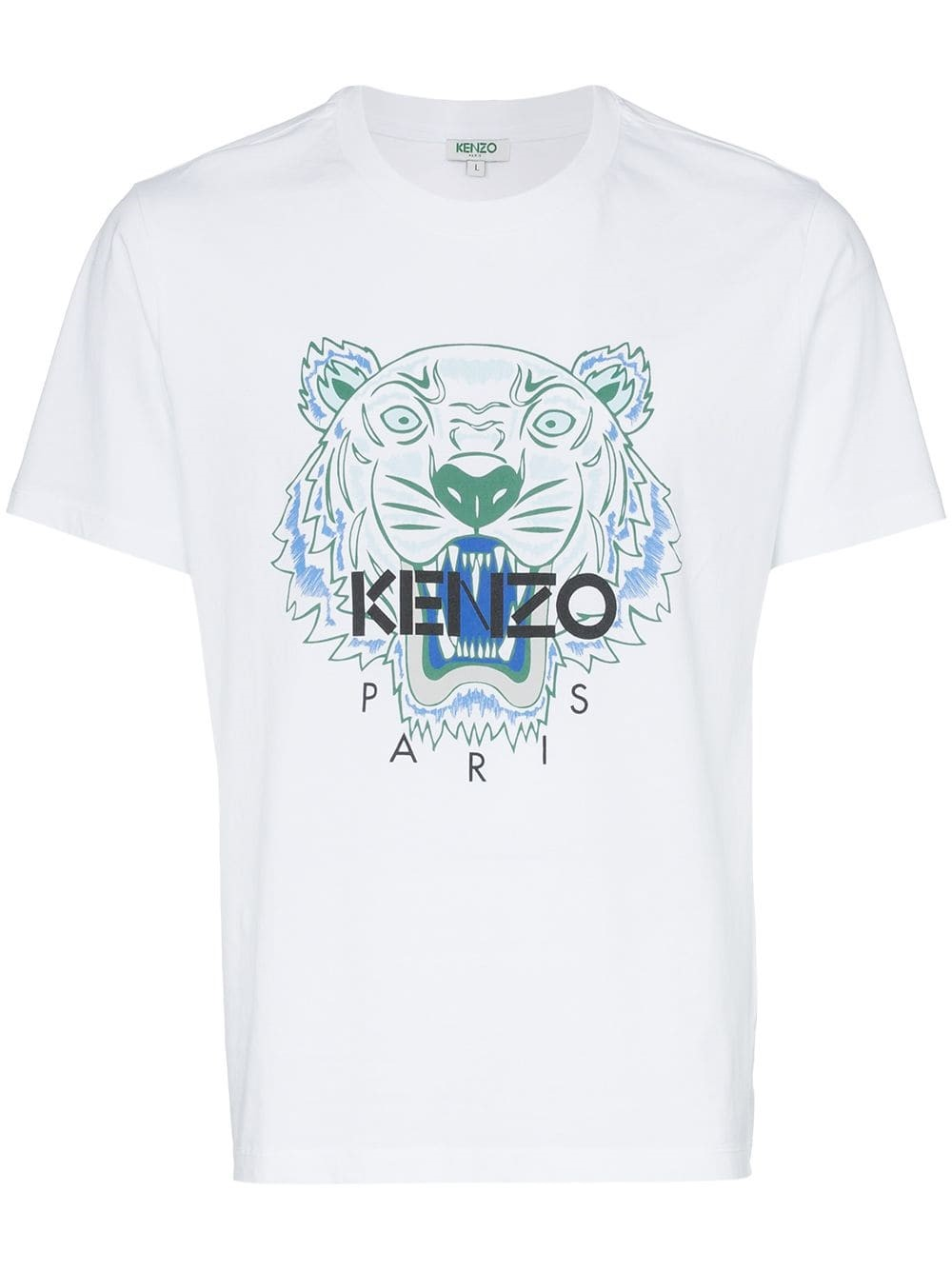 c46f857c kenzo TIGER T-SHIRT available on montiboutique.com - 26014