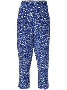 MARNI PRINTED TROUSERS
