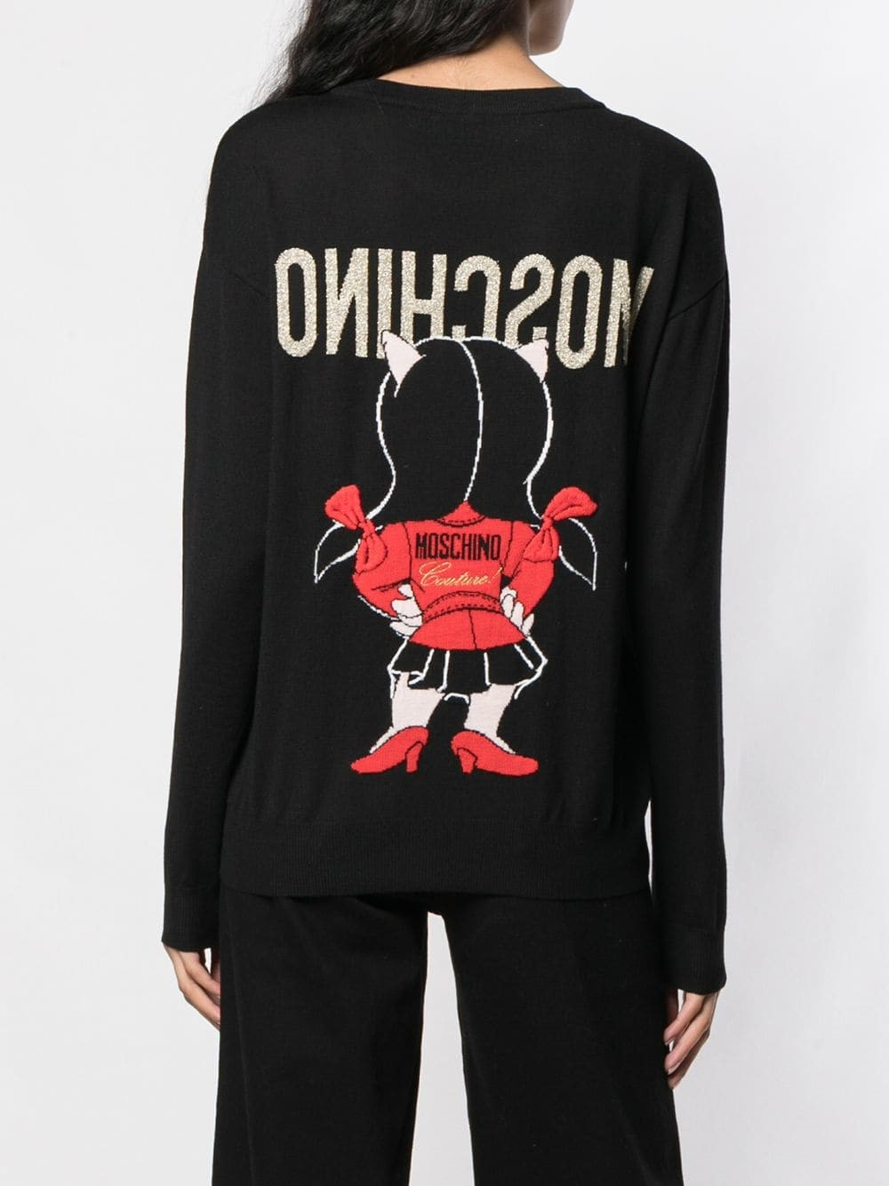 38423c31 moschino CIRCUS SWEATER available on montiboutique.com - 26242