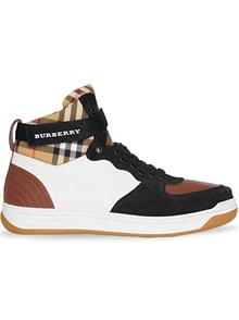 BURBERRY LONDON ENGLAND DENNIS SNEAKERS