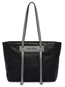 MIU MIU SHOPPING BAG