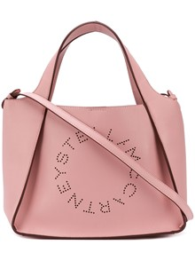 STELLA MCCARTNEY LOGO TOTE BAG WITH STRAP