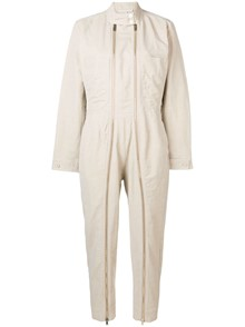 STELLA MCCARTNEY ZIPPED PANTSUIT