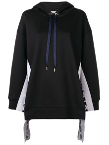 STELLA MCCARTNEY LOGO SIDE BAND SWEATSHIRT