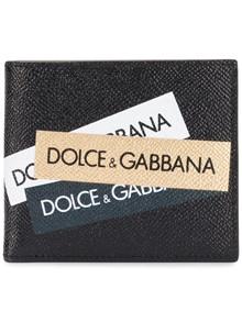 DOLCE & GABBANA LOGO DAUPHINE WALLET
