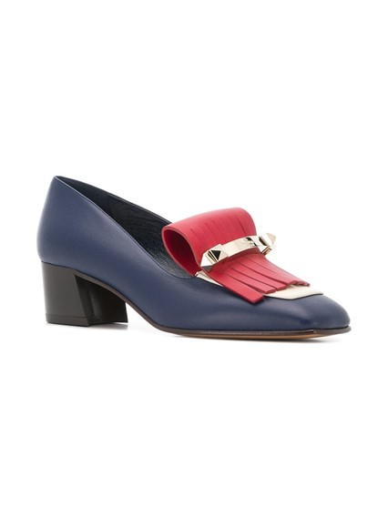 VALENTINO GARAVANI MIDDLE HEELED LOAFERS