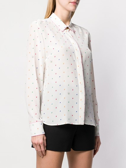 STELLA MCCARTNEY PRINTED SHIRT