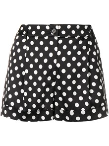 MOSCHINO POIS PRINTED SHORTS