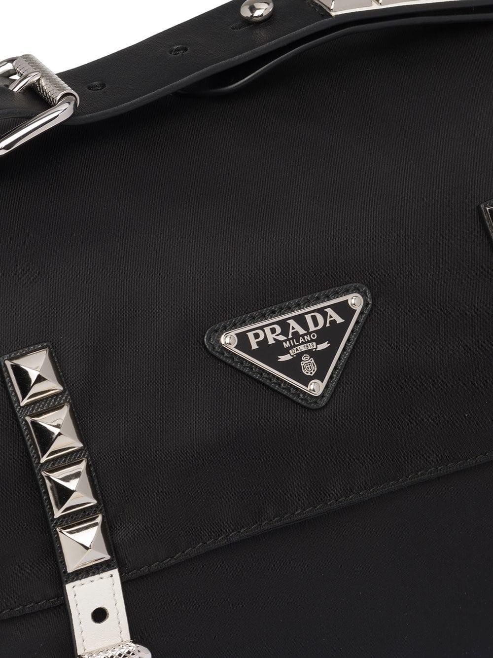 a1e41908a0e7 prada STUDDED SHOULDER BAG available on montiboutique.com - 26753