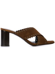 SAINT LAURENT LOULOU SANDALS