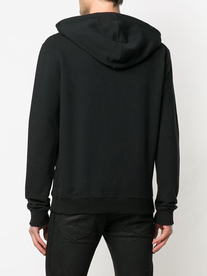 SAINT LAURENT MOLLETON SWEATER