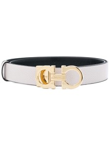 SALVATORE FERRAGAMO LOGO BELT