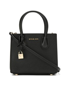 MICHAEL KORS MK MESSENGER TOTE WITH STRAP
