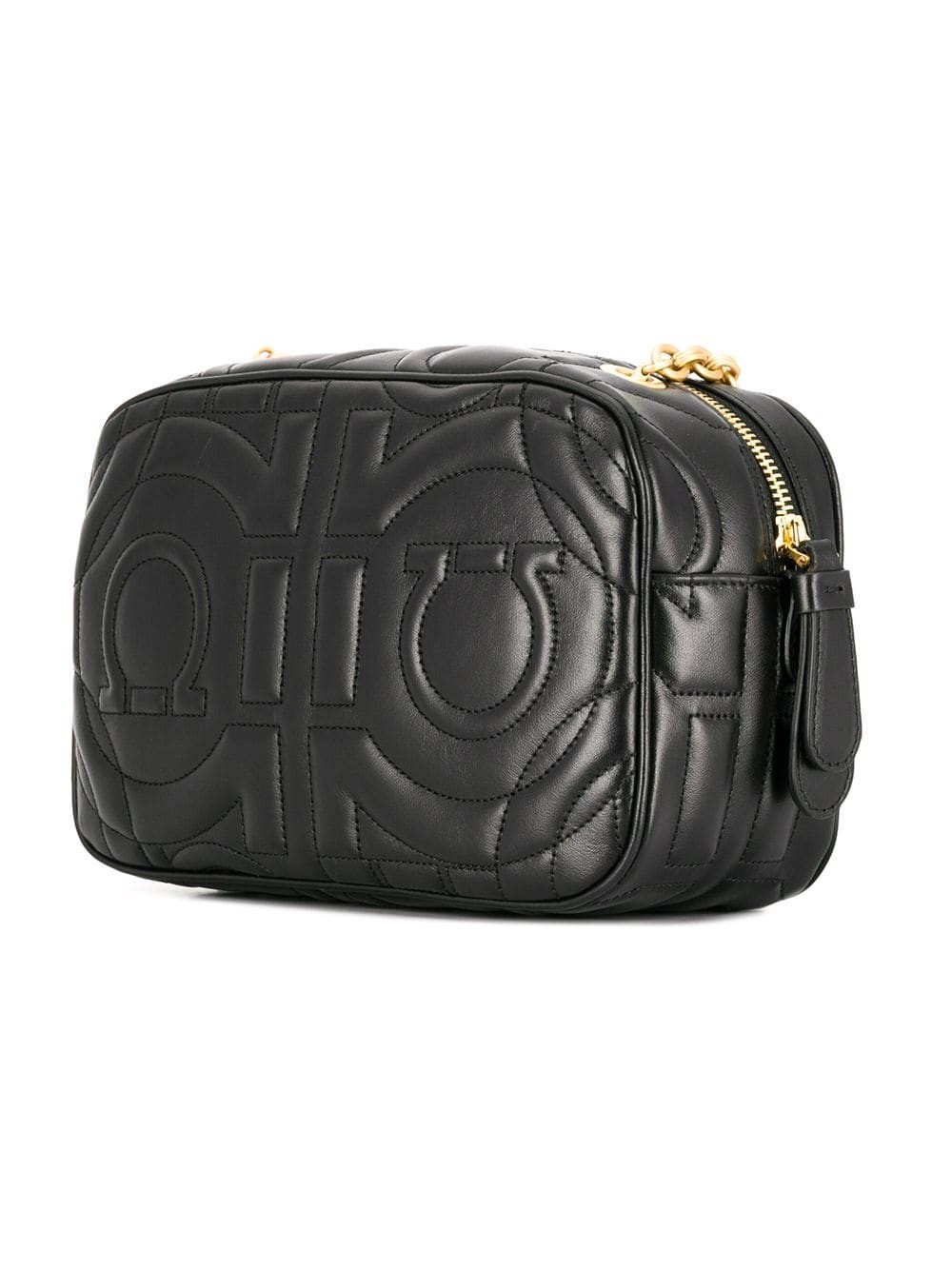 salvatore ferragamo QUILTED CROSS BODY BAG available on ... 73ae9b301ce52