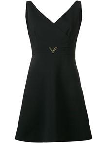 VALENTINO V LOGO DRESS