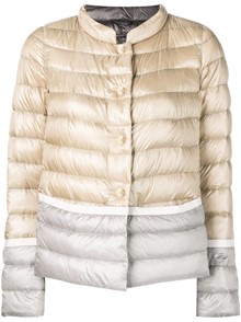 HERNO DOUBLE COLOR PADDED JACKET