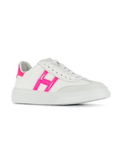 HOGAN LOGO SNEAKERS