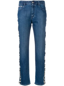 STELLA MCCARTNEY SIDE LOGO JEANS