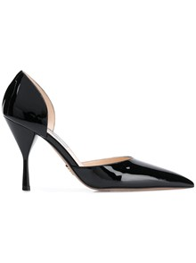 PRADA PATENT LEATHER PUMPS