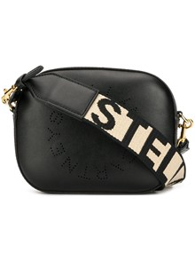 STELLA MCCARTNEY LOGO CROSS BODY BAG