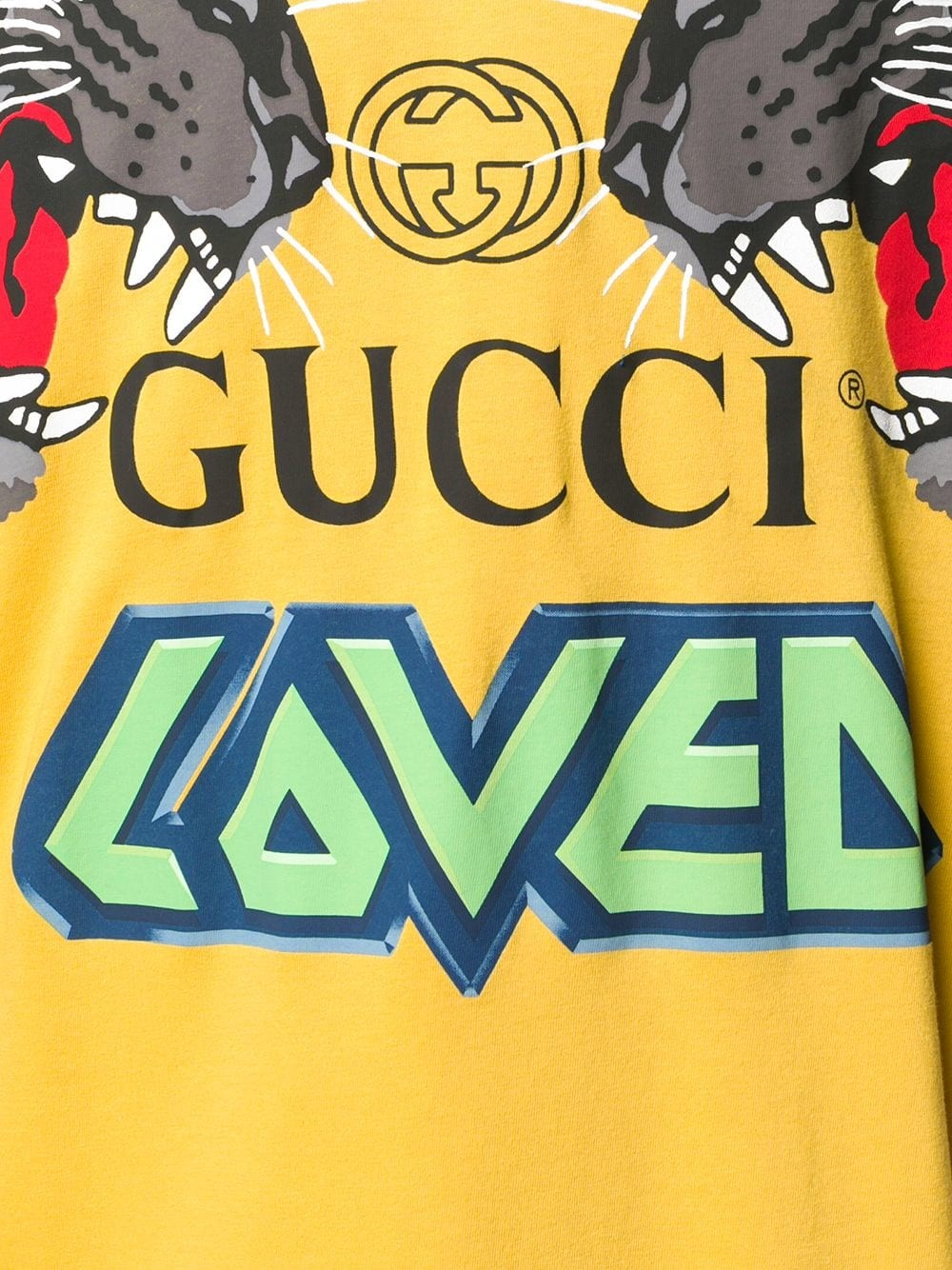 591fffde gucci LOVED T-SHIRT available on montiboutique.com - 27199