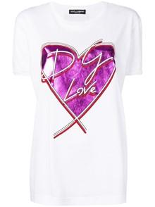 DOLCE & GABBANA D&G LOVE T-SHIRT