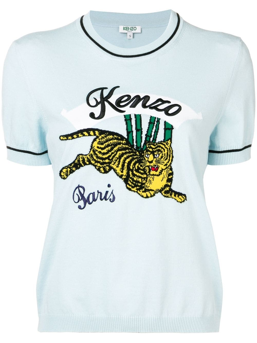 0fee07f8 kenzo TIGER PRINT T-SHIRT available on montiboutique.com - 27218