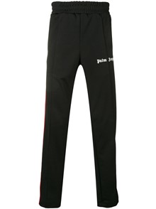 PALM ANGELS RAINBOW LOGO TROUSERS