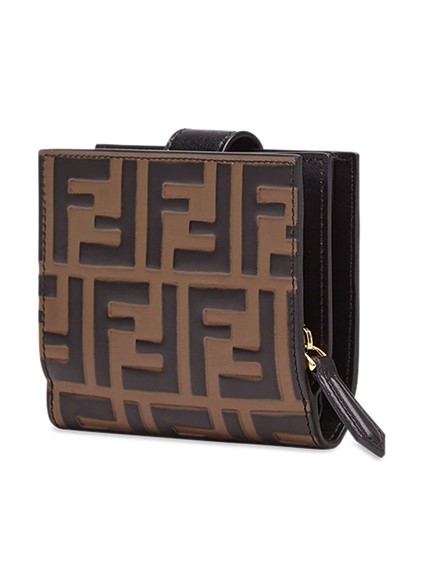 FENDI LOGO WALLET