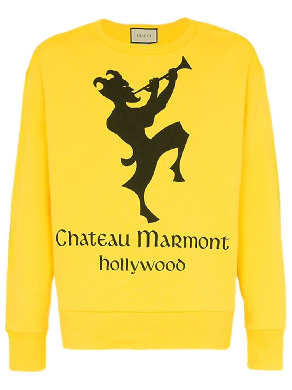e0112fcf1e30a4 gucci CHATEAU MARMONT SWEATSHIRT available on montiboutique.com - 27234