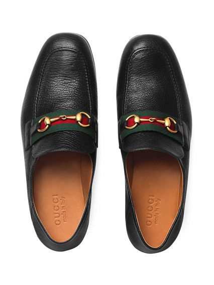 GUCCI HAVELY KID LOAFERS