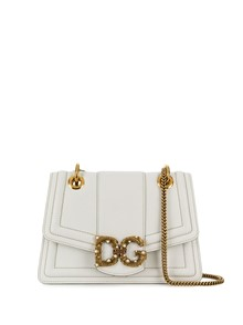 DOLCE & GABBANA LOGO CROSS BODY BAG