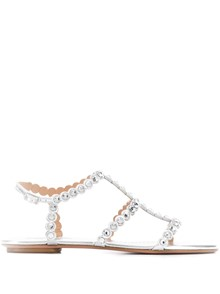 AQUAZZURA TEQUILA SANDALS
