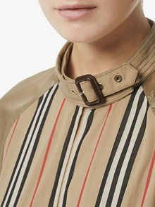 BURBERRY LONDON ENGLAND BURBERRY KINGDOM CHECK MOTIF SHIRT