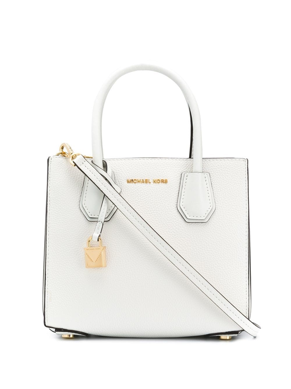 5f8239231abfe michael kors mk TOTE BAG WITH LOGO available on montiboutique.com ...