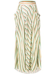 PHILLIP LIM STRIPED MAXI SKIRT