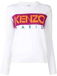 KENZO PARIS LOGO T-SHIRT