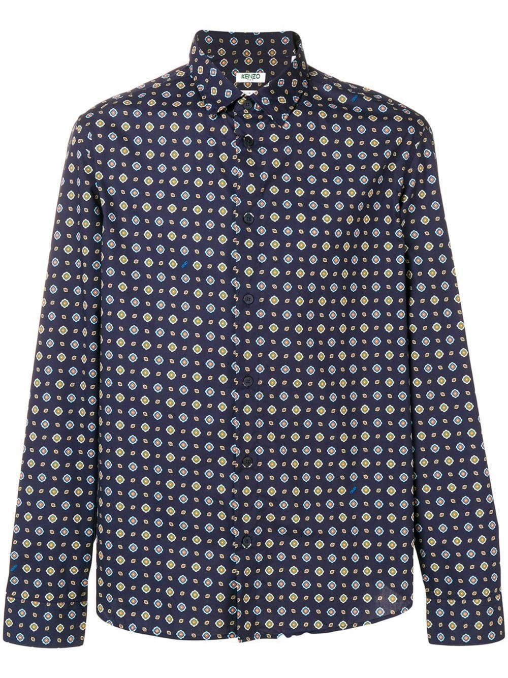 531c00f2 kenzo URBAN PRINTED SHIRT available on montiboutique.com - 27707
