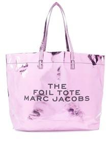 MARC JACOBS FOIL TOTE BAG