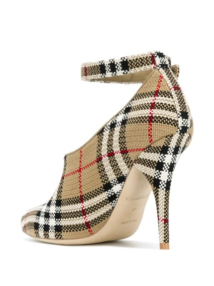 BURBERRY LONDON ENGLAND BLYTH SHOES