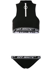 OFF-WHITE CANNETTE` BIKINI