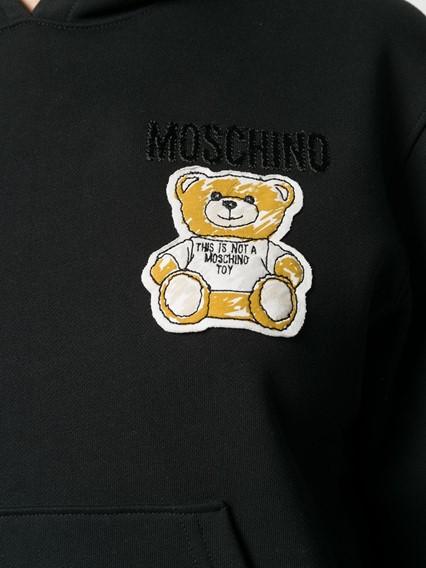 MOSCHINO TEDDY BEAR SWEATSHIRT