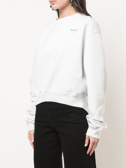 OFF-WHITE HANNA SWEATSHIRT